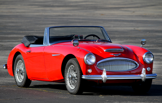 1963 Austin Healy For Sale