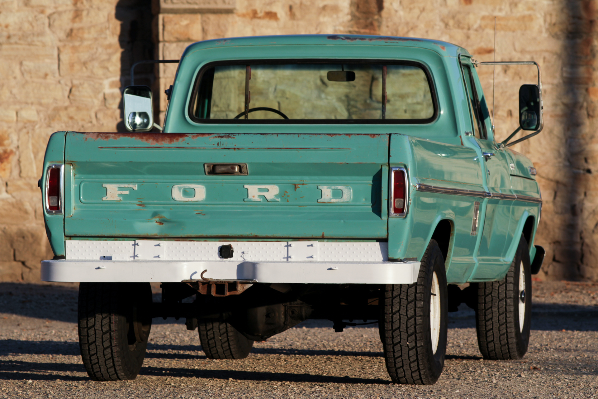 1967 ford f100 4x4