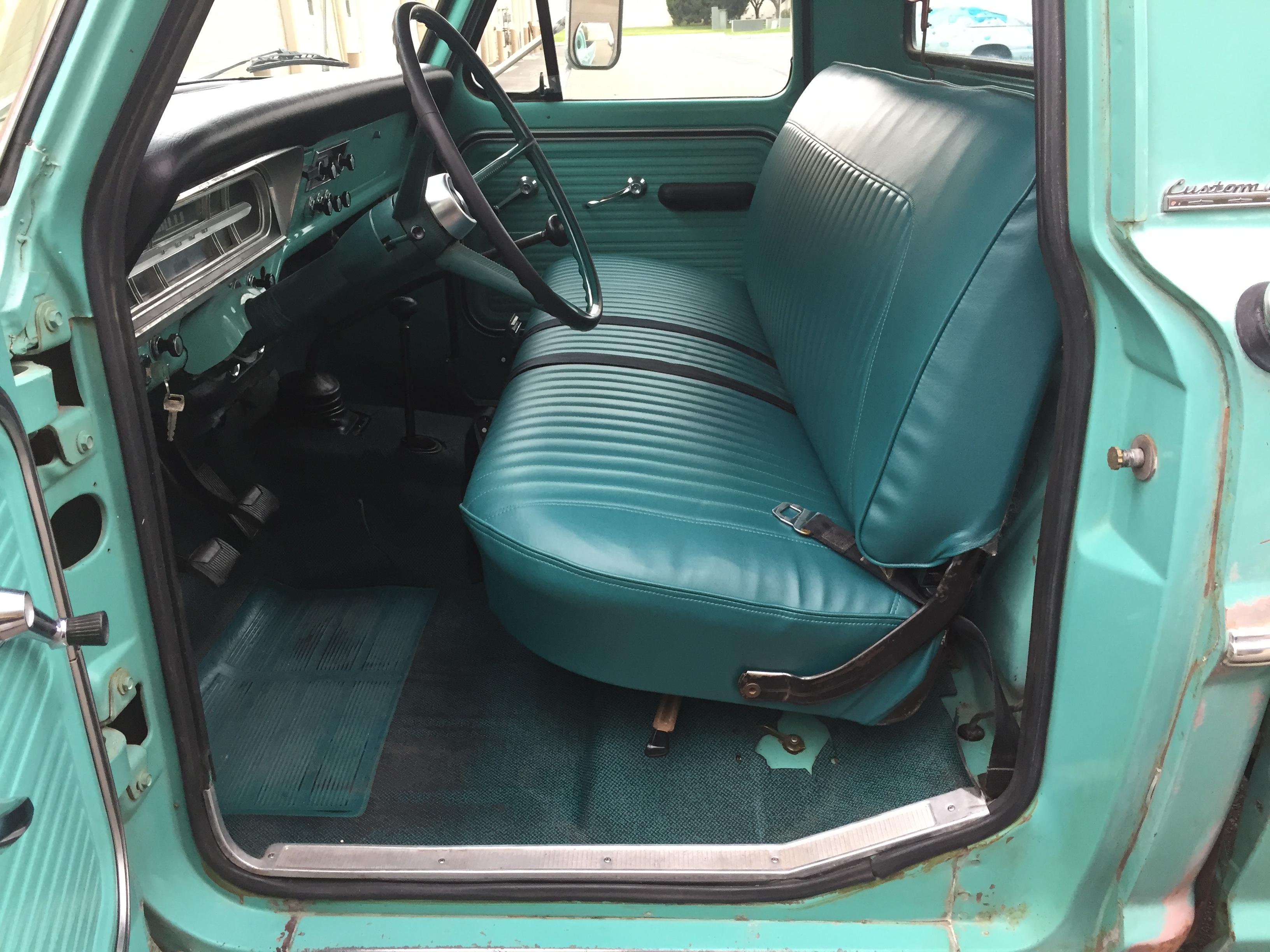 1967 Ford F100 4x4 Modern Classic Auto Sales