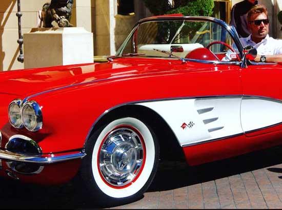 modern classic autos