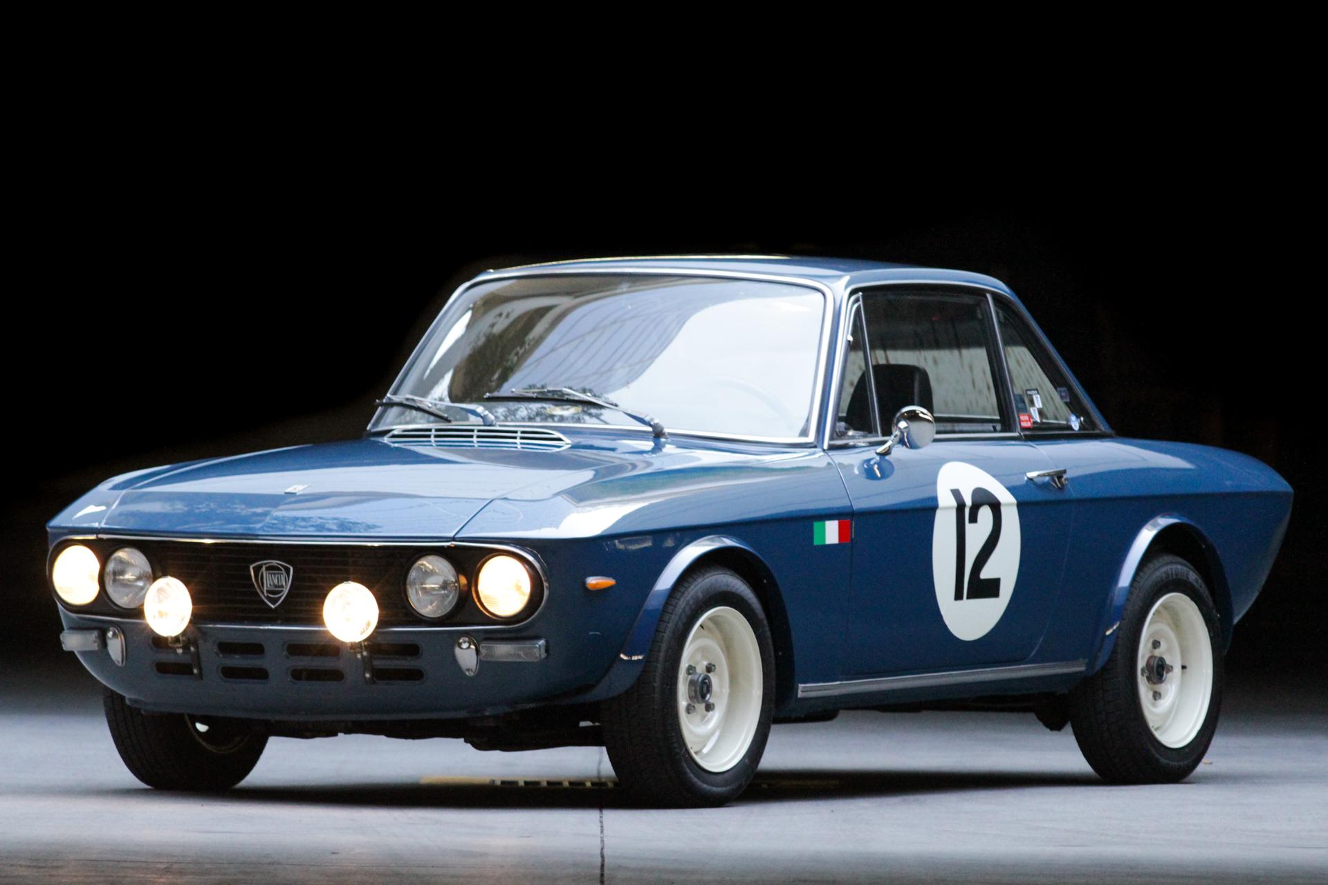 1975 Lancia Fulvia Blue | Modern Classic Auto Sales