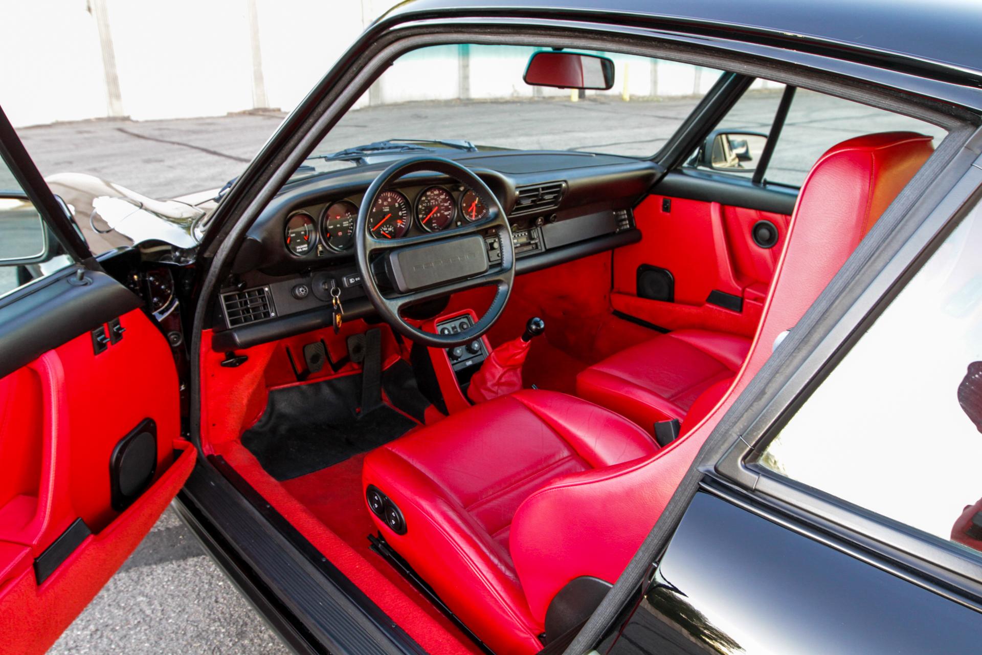1986 Porsche 930 Turbo Modern Classic Auto Sales