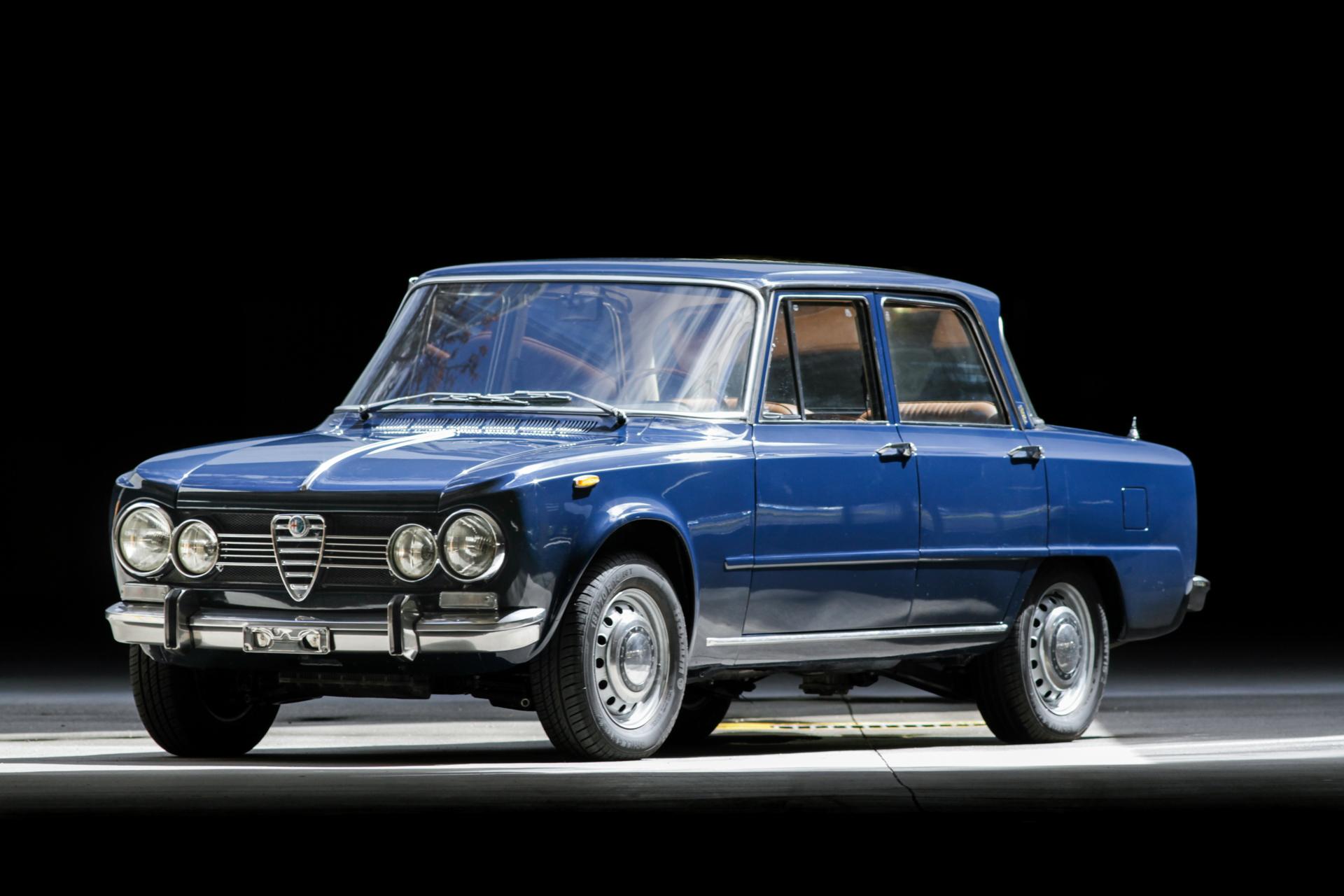 Alfa Romeo Giulia Super >> 1970 Giulia Super 1600 Modern Classic Auto Sales